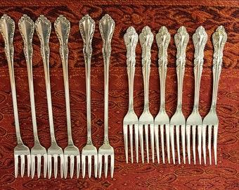 Hors doeuvre forks. Small forks