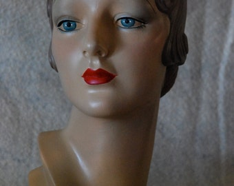 mannequin head CORA plus 20.00 shipping as of 3/3/18