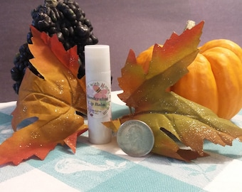 2 Dandelion Tea With Lemon and Honey 0.15 oz Lip Balm w/FREE Sugar Lip Scrub/Exfoliator