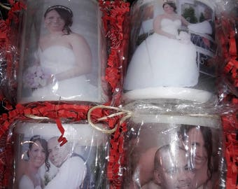 Wedding or Special occasion Candles