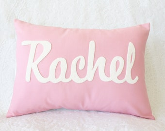 Custom Personalized Pillow - Kids / Furniture & Decor / Bedding / Dorm Decor