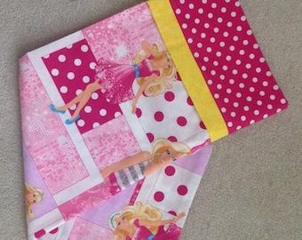 Barbie Pillow Case- Standard Pillow