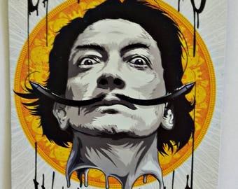 Salvador Dalí Magnet