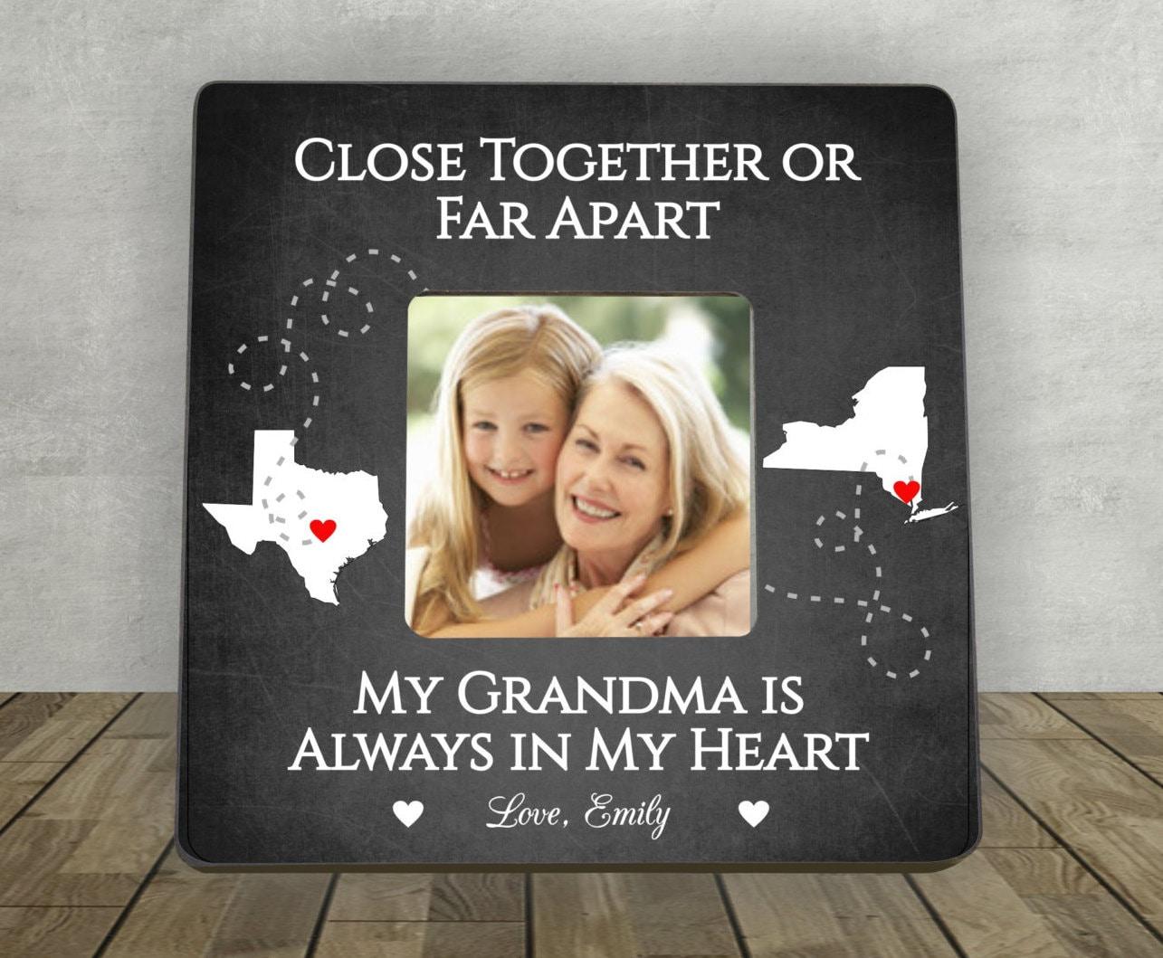 Geschenk für Oma Muttertagsgeschenk für Oma Großmutter