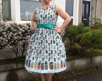 The Pineapple Dress