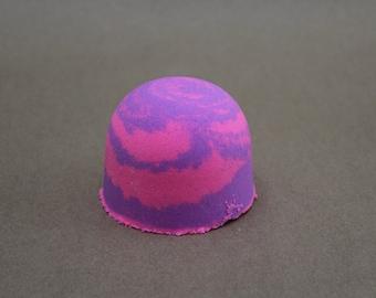 Neon Pink & Purple Bath Bomb - Sweet Pea