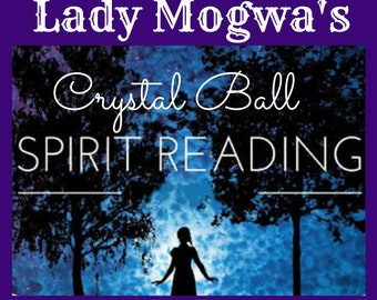 Spirit Reading