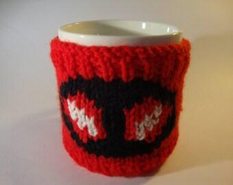 Deadpool mug cosy