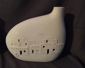 Pueblo Vase