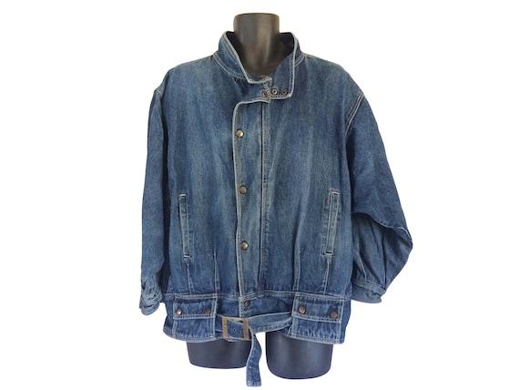 Jeans jacke vintage herren