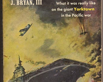 Ballantine, J. III Bryan: Aircraft Carrier 1954