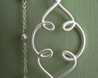 Sassy Swarovski Pearl Necklace REDUCED PRICE