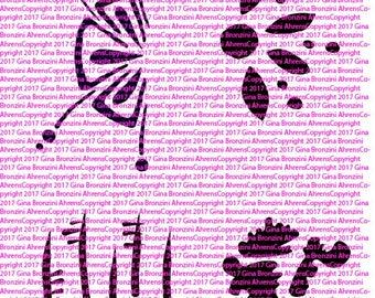 G.Ahrens Design Stencils!!!  Four Square 2