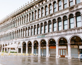Fine art photographic print Venice, Italy. Travel Photography.