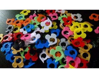 Mouse Knitting / Crochet  Stitch Markers Pack of 50