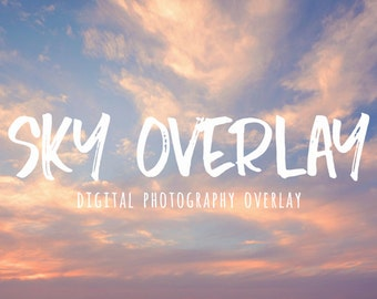 Sky overlay - skies overlay - sky photos - photoshop skies - cloud overlay