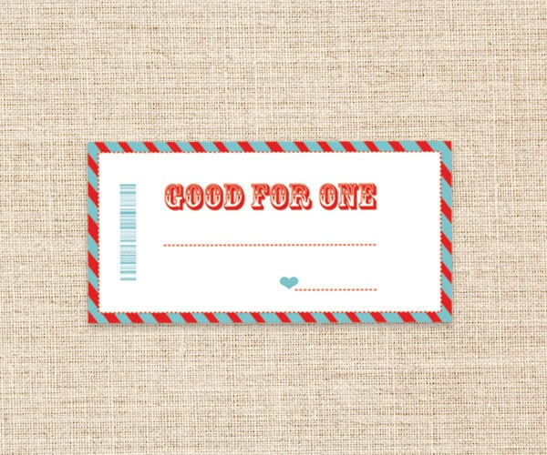 christmas coupons templates
