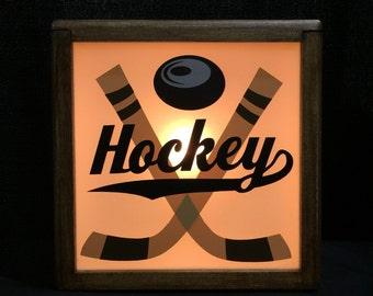 Hockey Night Light