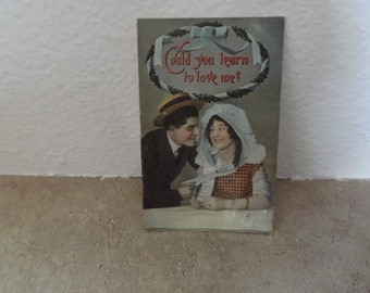 3 Valentine Post Card From Germany Selling Separately