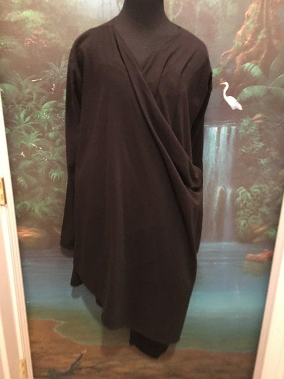 Infinity Cardigan (Custom) - Infinity Sweater - boho bohemian - long sleeve sweater