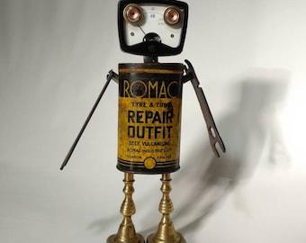 Romac  Repair Bot