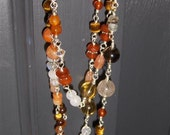 Eleanor - necklace, citri...