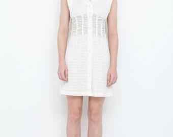 KORSETT Dress - Ivory