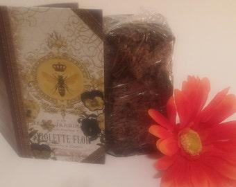 100% Natural Black Soap