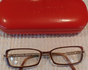 Valentino Eye Glass frames with the original case