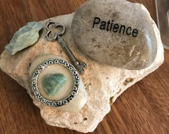 Paperweights, Door Stoppers, Embellished Rocks, Story Stones, Decorated Rocks, Message Stones, Collectibles, Knick Knacks, Home & Decor