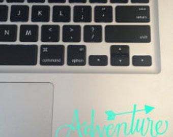 Adventure Awaits Laptop Decal