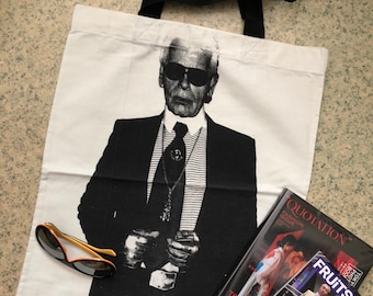 Sharp Dressed Man Canvas Tote Bag