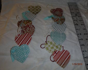 CHOICE of Heart Tags -- DreamscapesByCyn -- Valentines