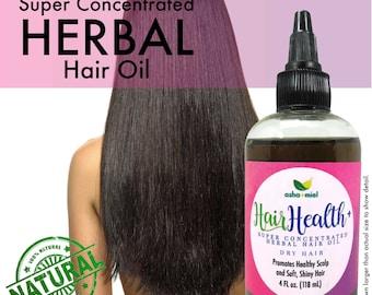 Super Concentrated Herbal Hair Oil, Hair Growth oil, Growth Serum with 26 Herbs & oils, Amla oil, Burdock Root; castor oil, Hair Fall
