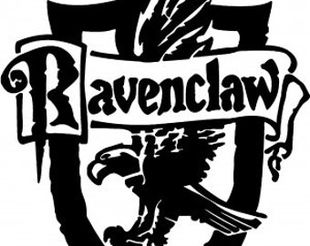 Ravenclaw Harry Potter Decal