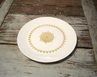 Large Sheffield Serenade Platter