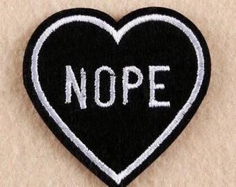 Nope patch
