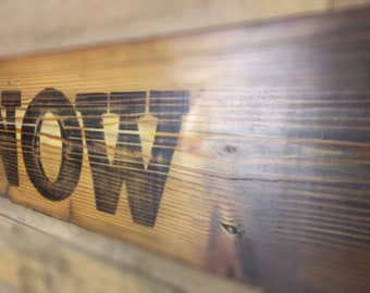 Power of Now Wall Art