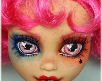 50% discount! OOAK Custom Monster High Howleen Wolf Doll
