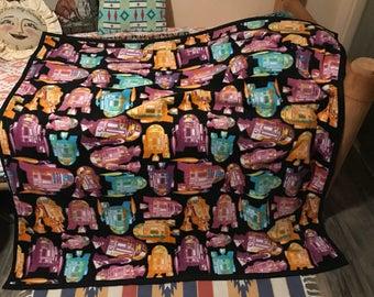 R2 D2 Blanket