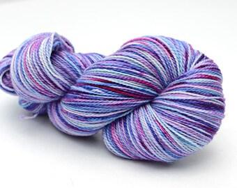 Superwash Merino Sock Yarn- Kettle Dyed - 115g