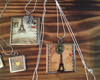 Love Letter Necklaces (Large)