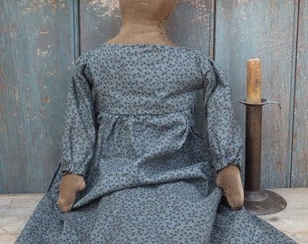 Primitive Cloth Doll - Windy
