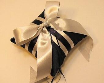 Custom Wedding flower ring bearer pillow -Custom order.
