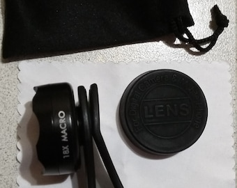 Lens for mobile phone