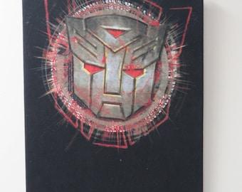 Transformers wall art decor