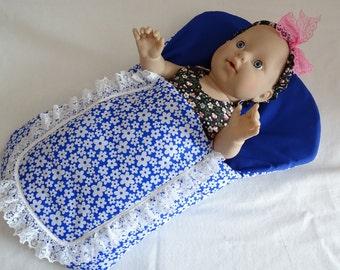Dollys sleeping bag
