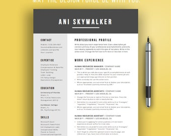 Resume template word free cover letter cv template creative resume template creative cv design for word simple resume template design instant yelopaper Choice Image