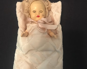 Vintage Hollywood Baby Doll