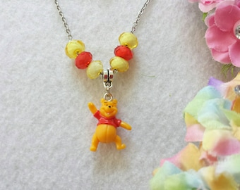 Winnie Pooh Necklace